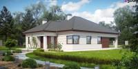 Проект загородного дома Z195