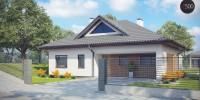Проект загородного дома Z230