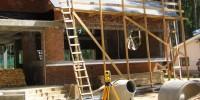 Разбивочная основа для строительства