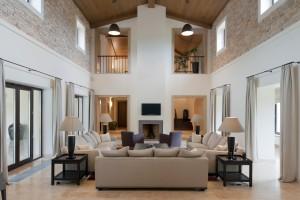 Высота потолков в частном доме