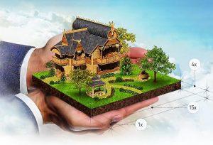 Определение границ объекта землеустройства