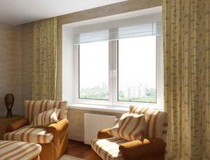 Пластиковые окна ПВХ для квартир