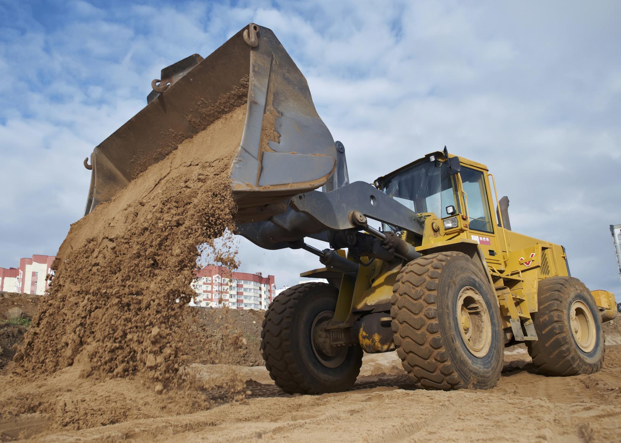 Доставка песка в Екатеринбурге