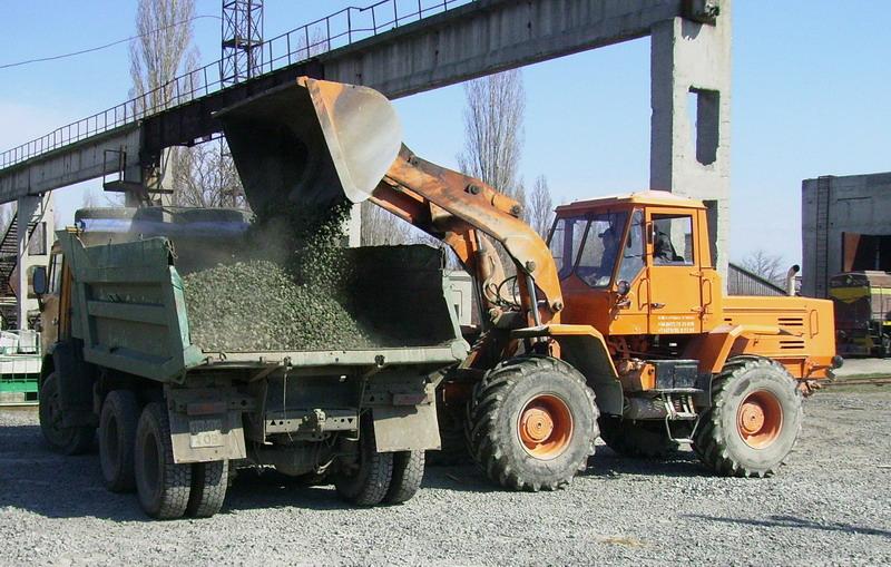 Доставка щебня в Екатеринбурге