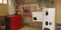Монтаж котлов и радиаторов отопления в частном доме, Екатеринбург