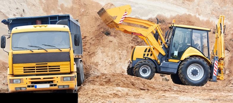 Продажа и доставка песка