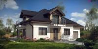 Проект загородного дома Z283