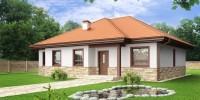 Проект загородного дома Z23