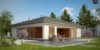 Проект загородного дома Z321