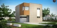 Проект загородного дома ZX51