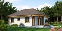 Проект загородного дома Z15