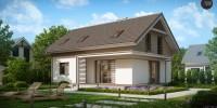 Проект загородного дома Z244