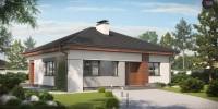Проект загородного дома Z273