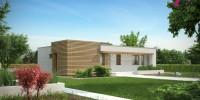 Проект загородного дома ZX53