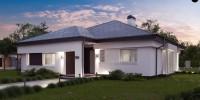 Проект загородного дома Z200BG