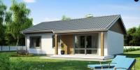 Проект загородного дома Z7