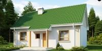 Проект загородного дома Z12