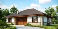 Проект загородного дома Z10