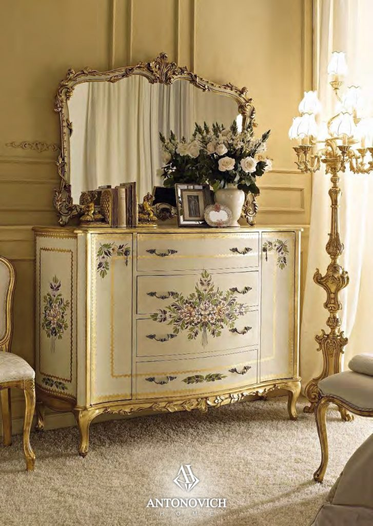 Andrea Fanfani мебель для спальни 4 La notte