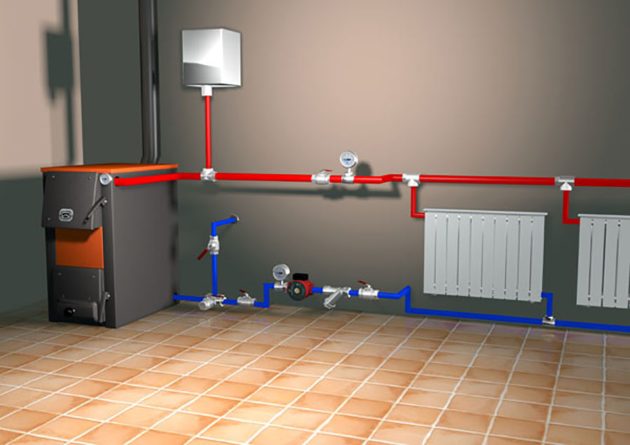 Что лучше заливать в систему отопления дома