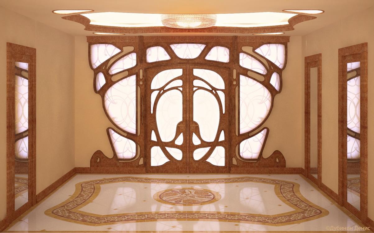 Двери, как предмет интерьера