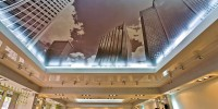 Фактуры виниловой пленки для натяжных потолков в Екатеринбурге