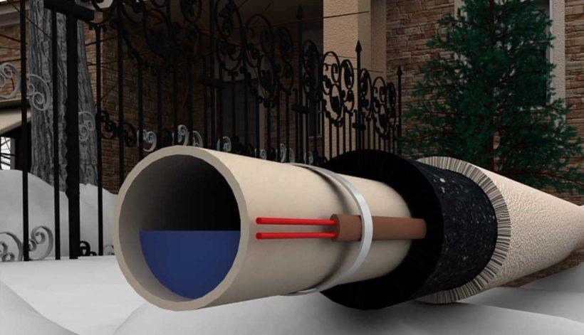 Как справиться с проблемой замерзшей канализационной трубы