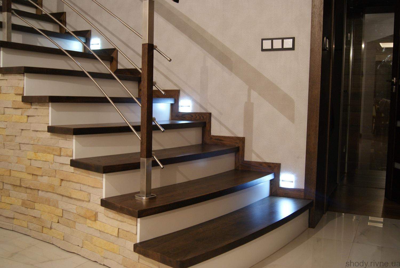 Керамические ступени на второй этаж