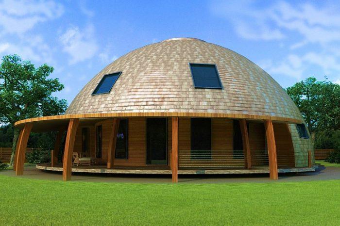 Куполообразная крыша