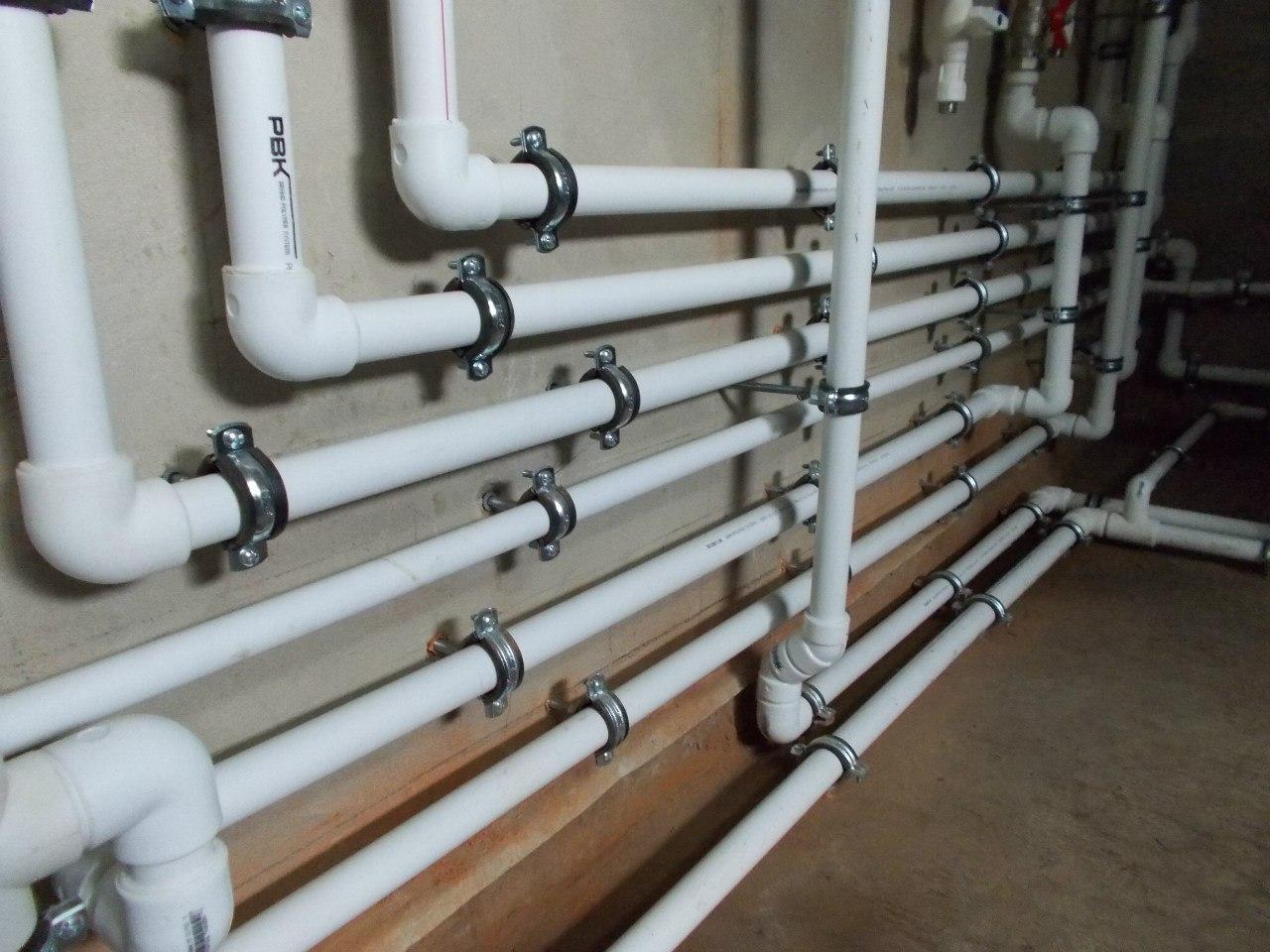 Монтаж пластиковых труб для водопровода своими руками видео