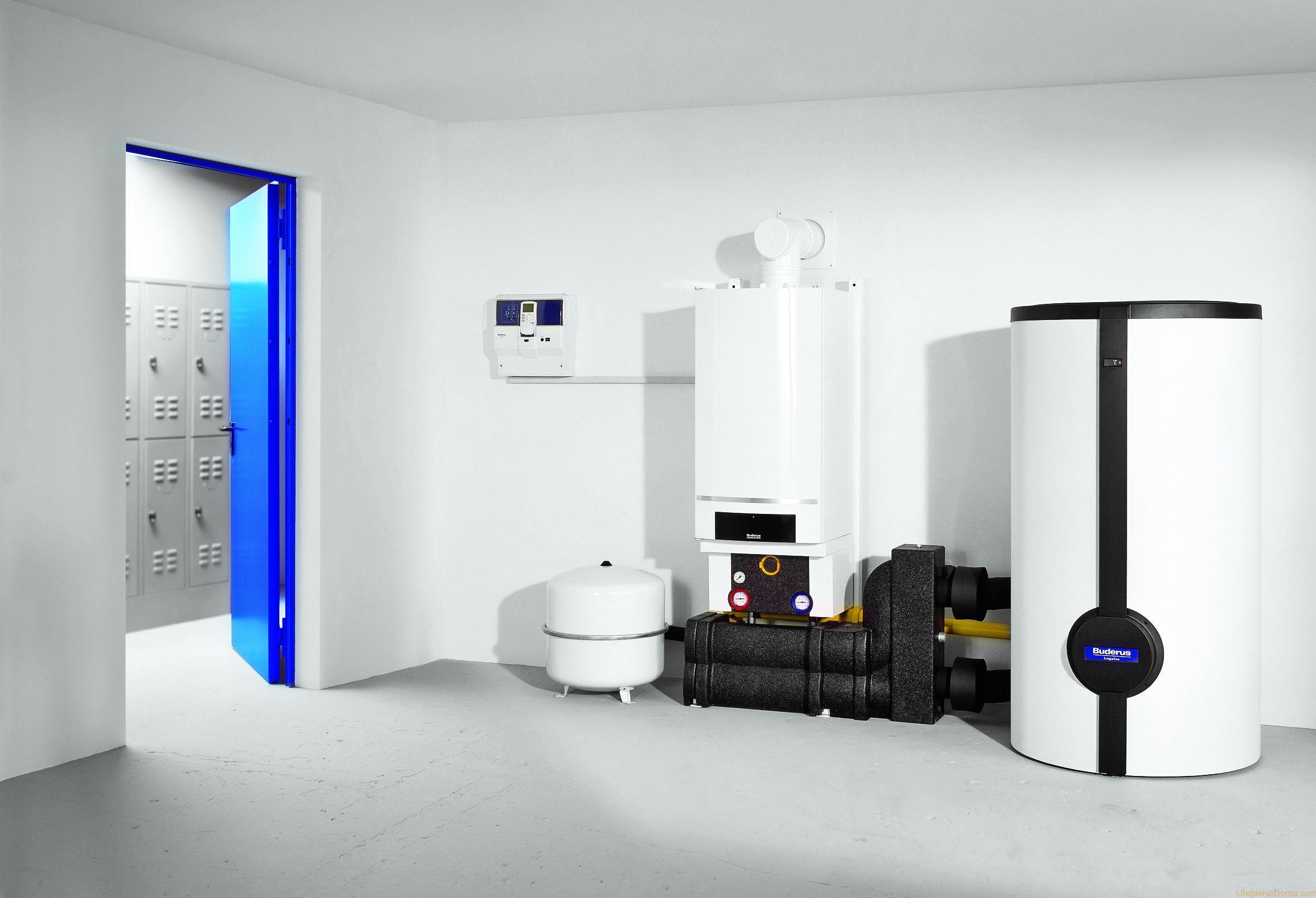 Об автономных системах отопления