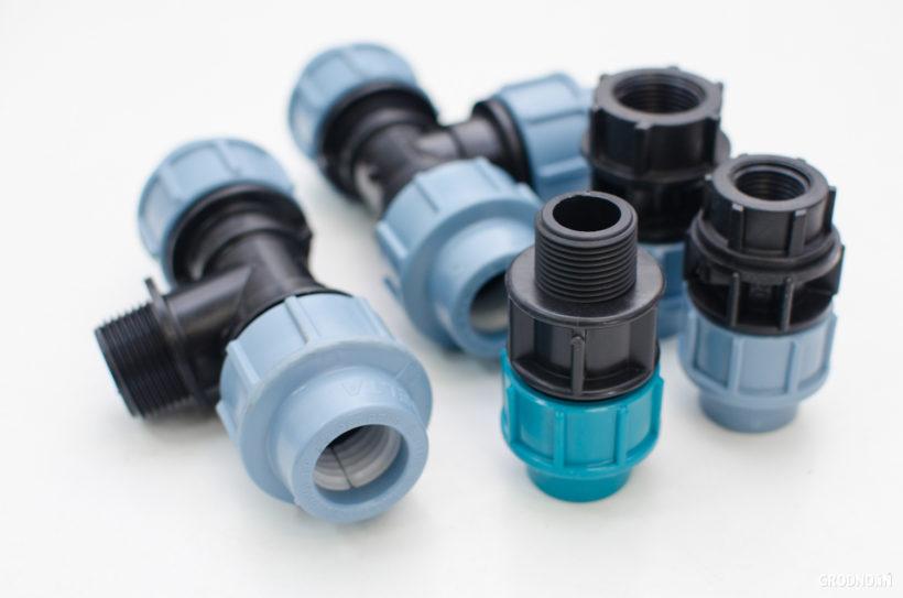 Пластиковые фитинги и для чего они нужны