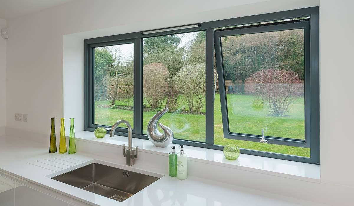 Пластиковые окна в дизайне