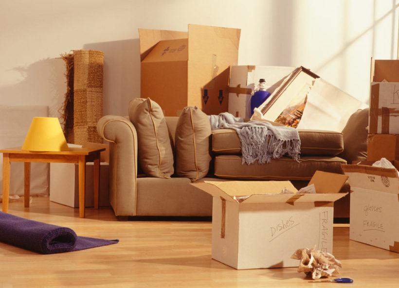 Подготовка к переезду квартиры
