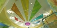 Потолок в детской комнате: что нужно знать?