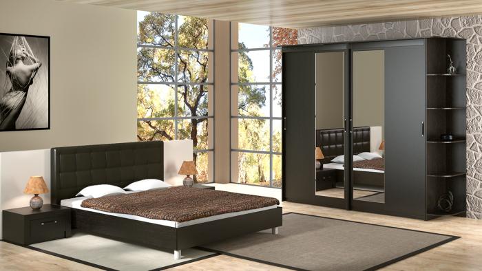 Шкафы купе для спальни