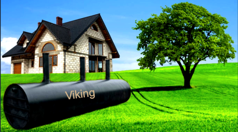 Септики Viking