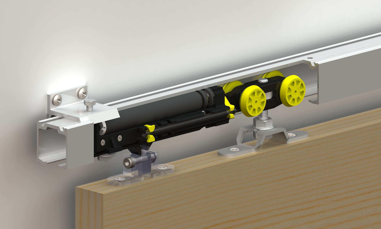 Системы направляющих для шкафов-купе