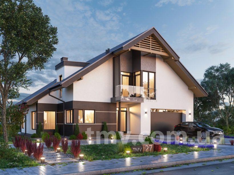 Современные проекты для вашего дома