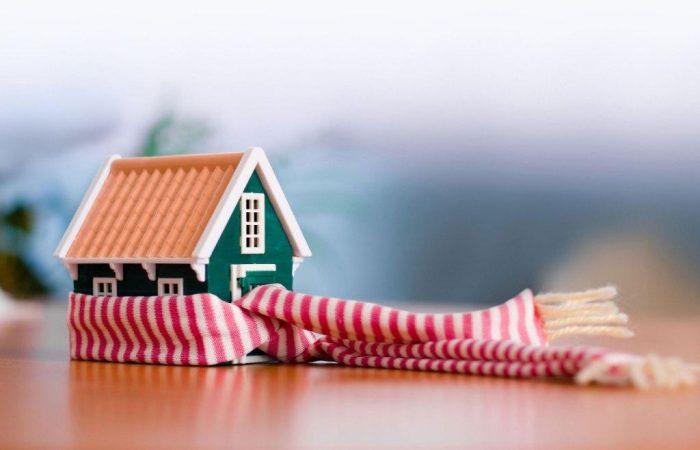 Варианты утепления дома
