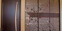 Виды обработки стекол и зеркал для шкафов-купе
