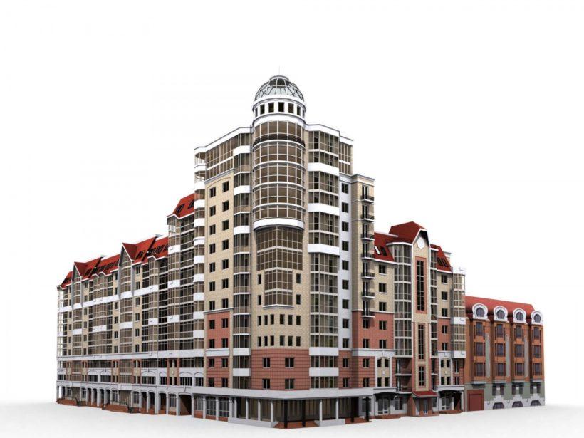 Возведение зданий различной этажности