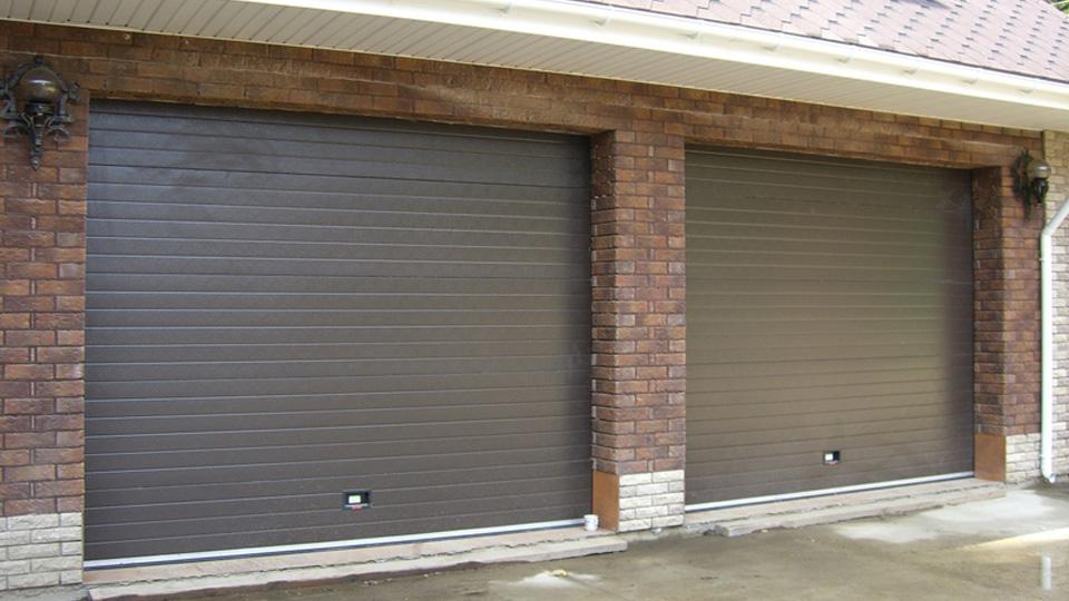 Выбор автоматических гаражных ворот