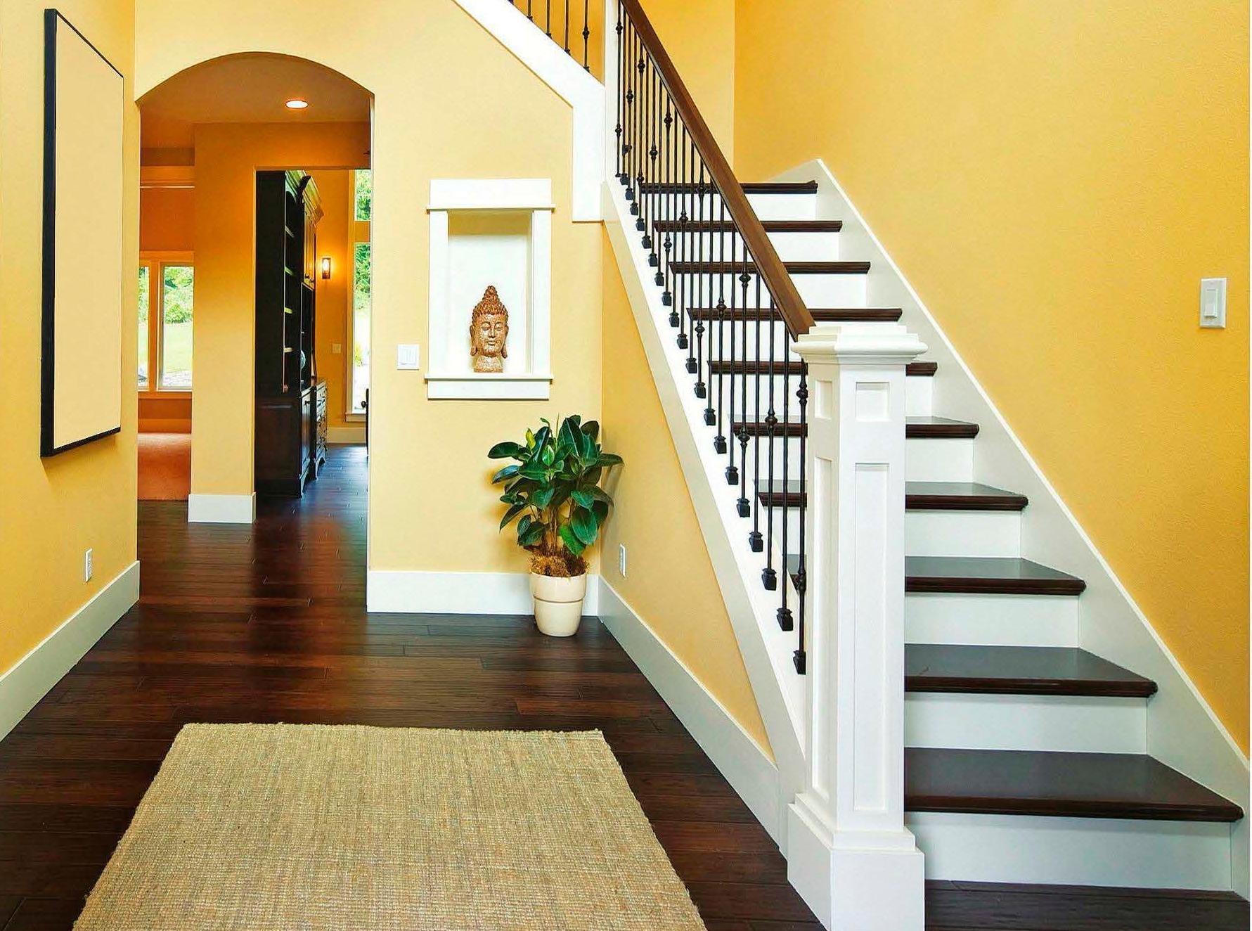 Лестницы для загородного дома фото