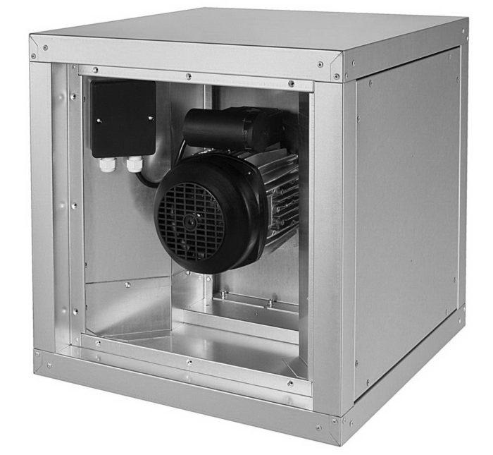 Вытяжной кухонный вентилятор SHUFT IEF 280