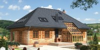 Как построить четырехскатную (вальмовую) крышу