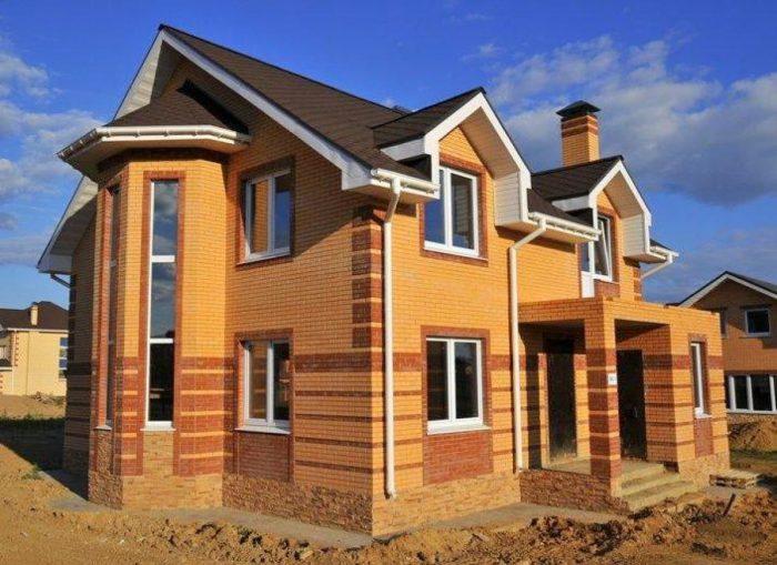 Этапы строительства кирпичных домов под ключ