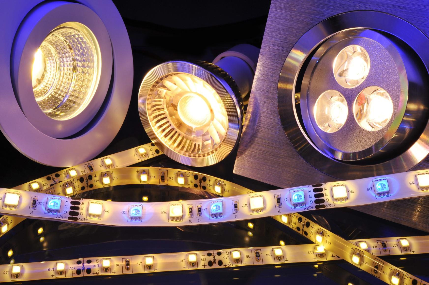 светодиоды для вашего светильника