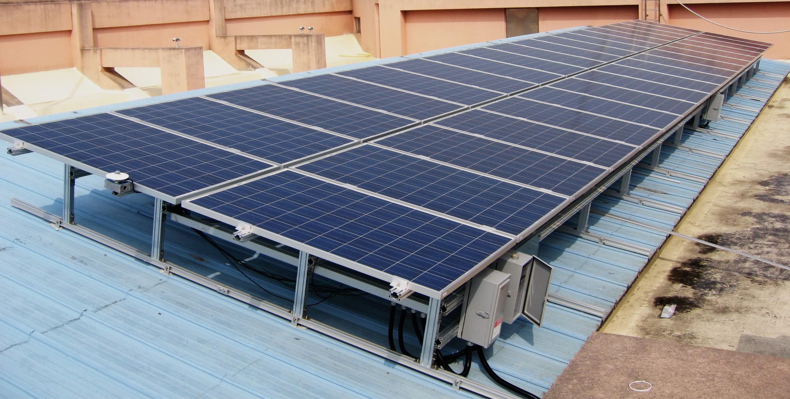 Защита от замерзания систем на основе солнечных батарей